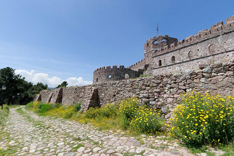 Castle of Mitilini