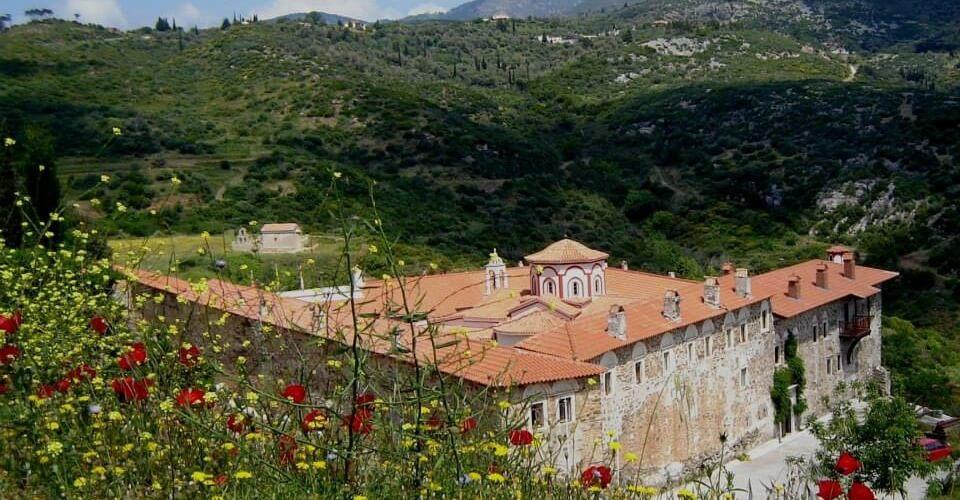 Monastery of Panagia Vrodiani