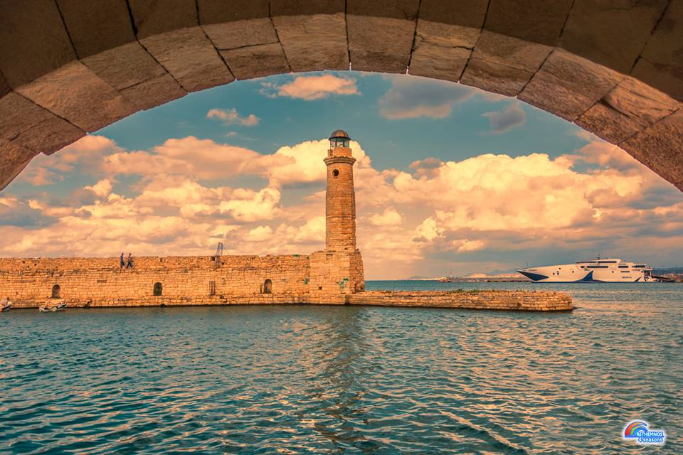 Lighthouse of Rethymno