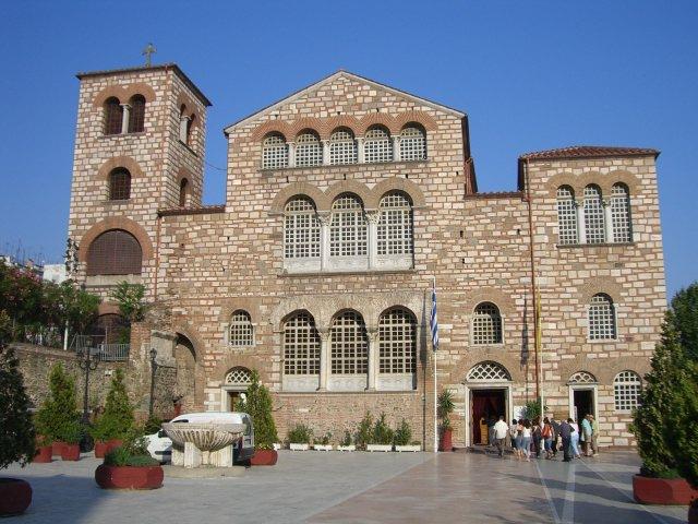 Church of Aghios Dimitrios