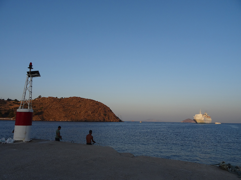 Port of Patmos