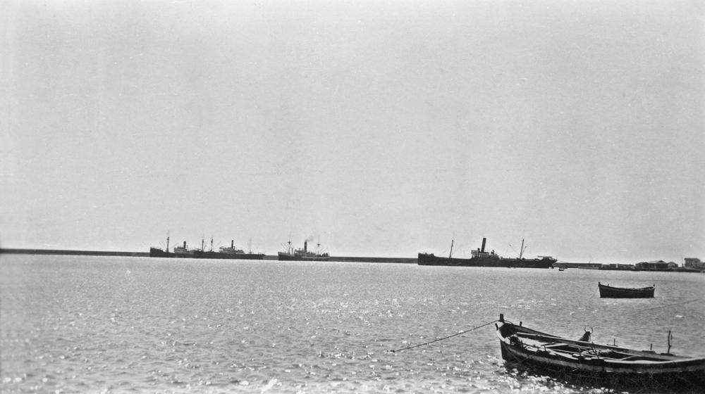 Port's History
