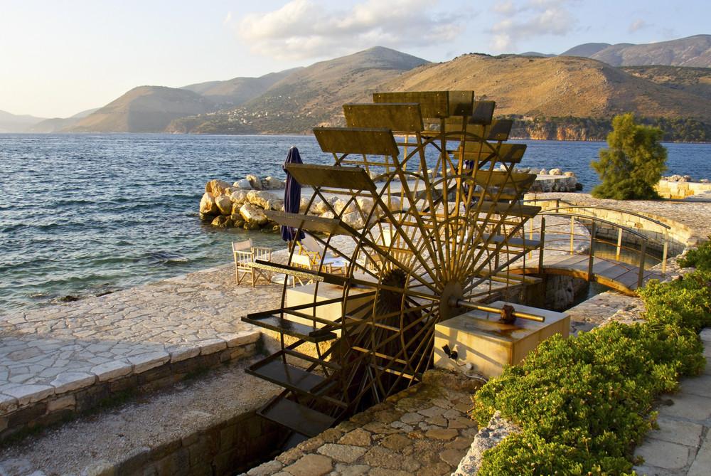 Katavothres - Argostoli