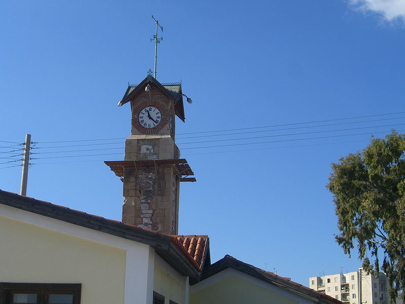 LAVRIO CLOCK TOWER