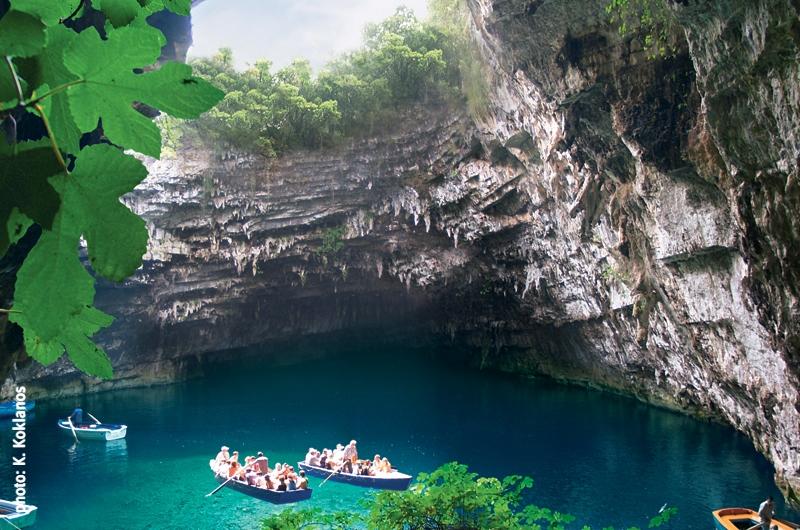 Cave Melissani