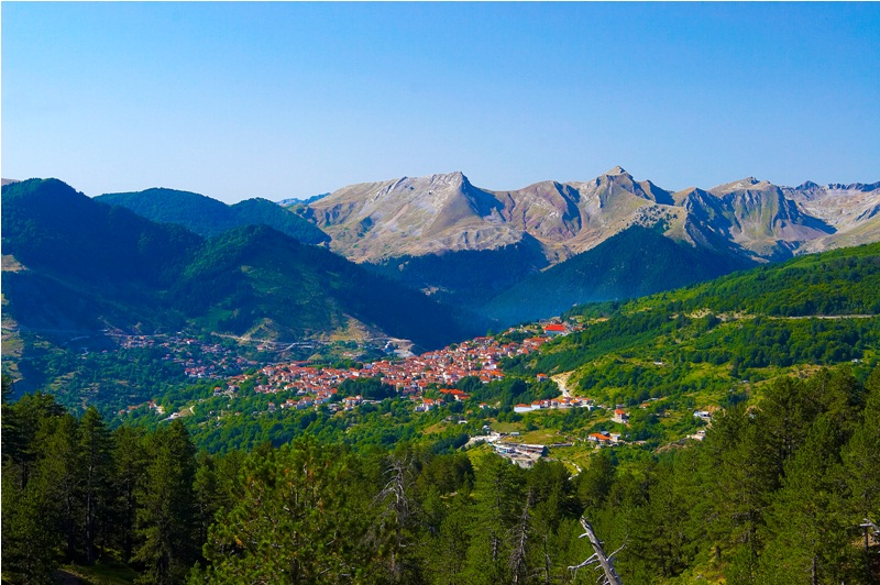 Metsovo Village / Mt Pindos