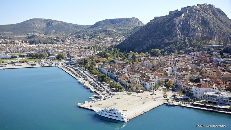 Port of Nafplion