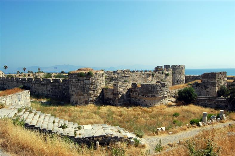 The Castle of Neratzia