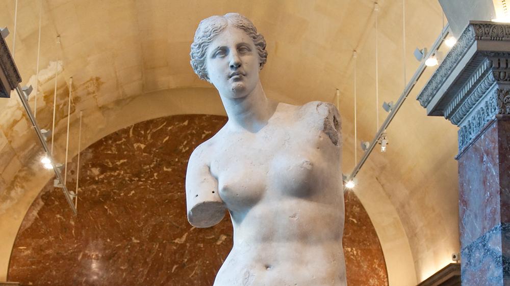 Afrodite of Milos