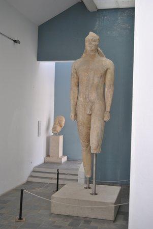 Archaeological Museum of Vafhi
