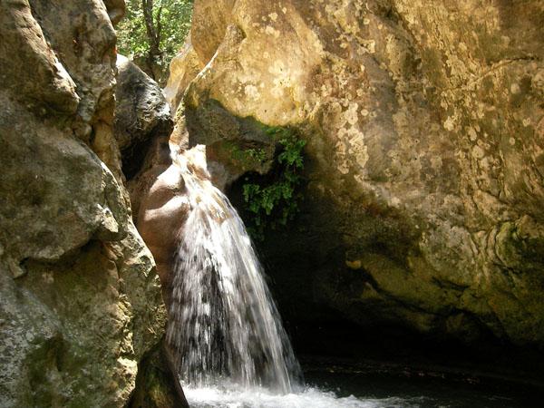 Waterfalls Karlovasi