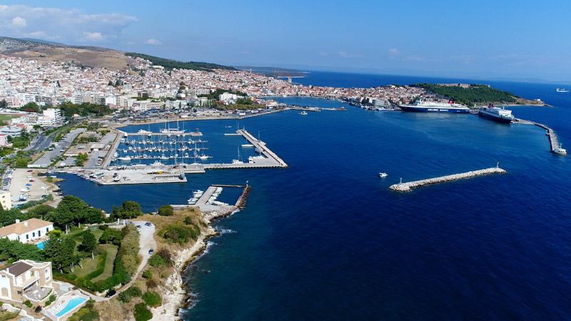 Port of Mitilini