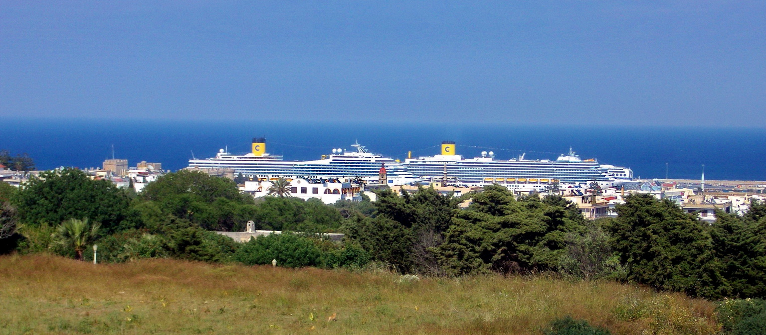 Port of Rhodes