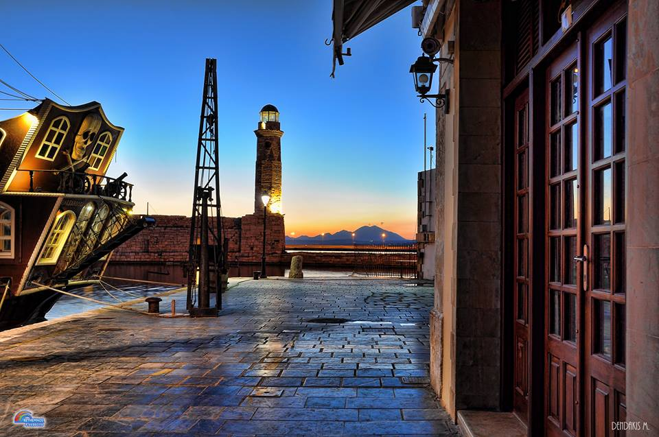 Town of Rethymno