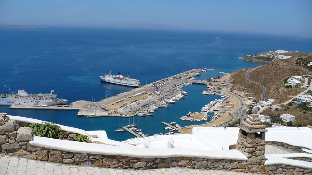 Port of Mykonos