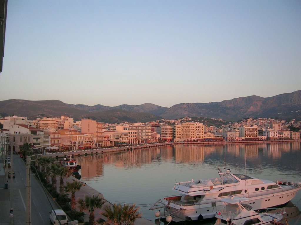 Port of Chios