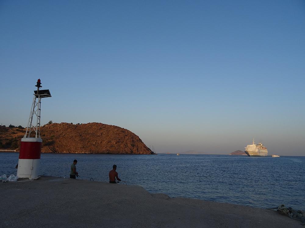 Port of Patmos