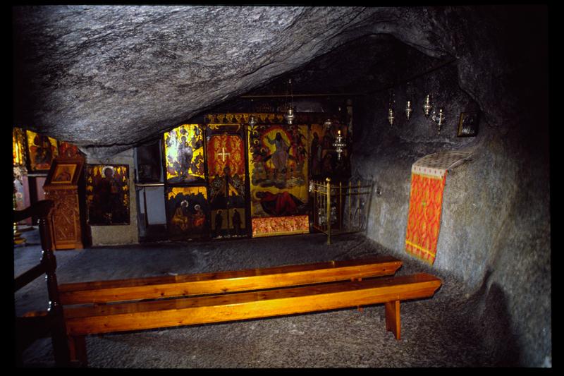 St Johns cave