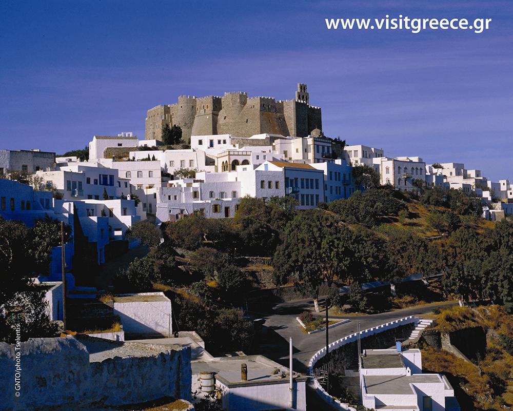 Chora of Patmos