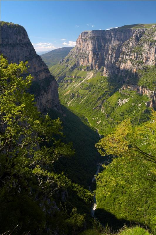 Zagori / Vikos Gorge