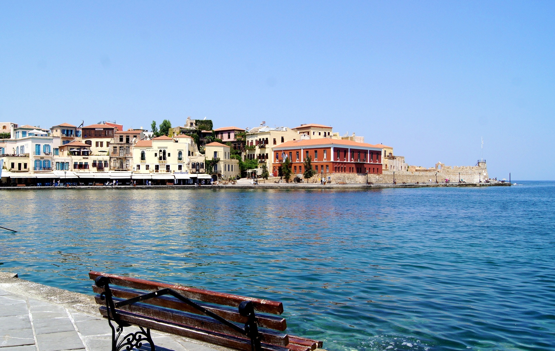 Old port of Chania