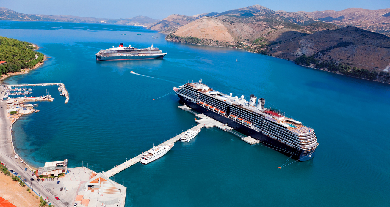 Port of Argostoli