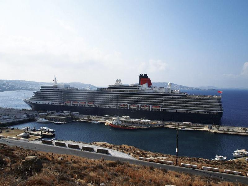 Greek Cruise Cluster Portal