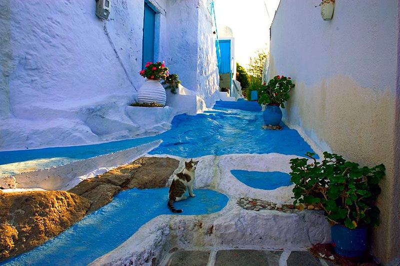 Village Plaka at Milos