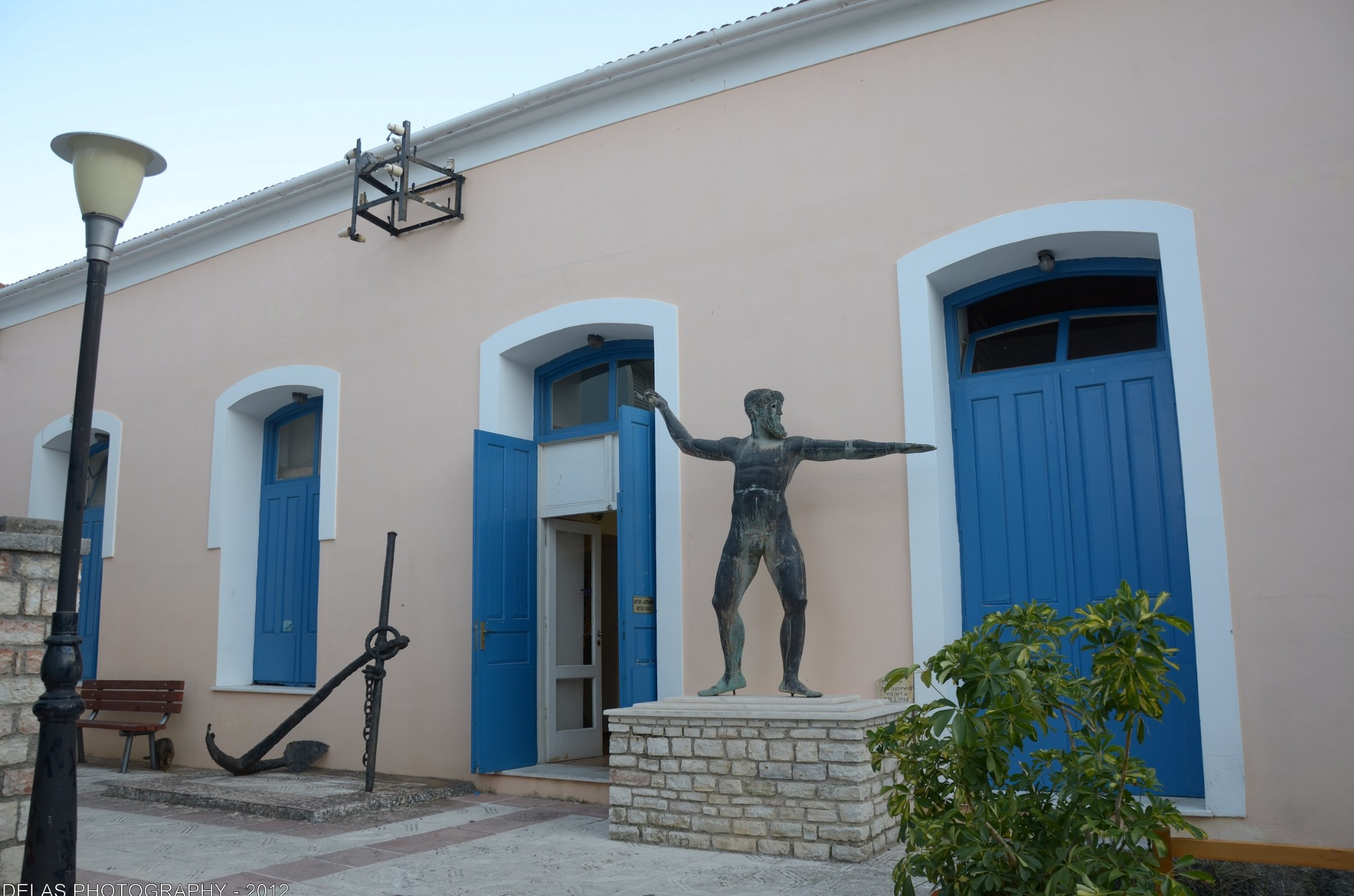 The Folklore and Nautical Museum of Ithaca