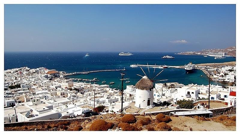 Old Port of Myconos