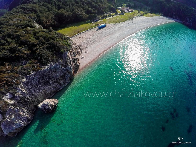 Beach of Samos