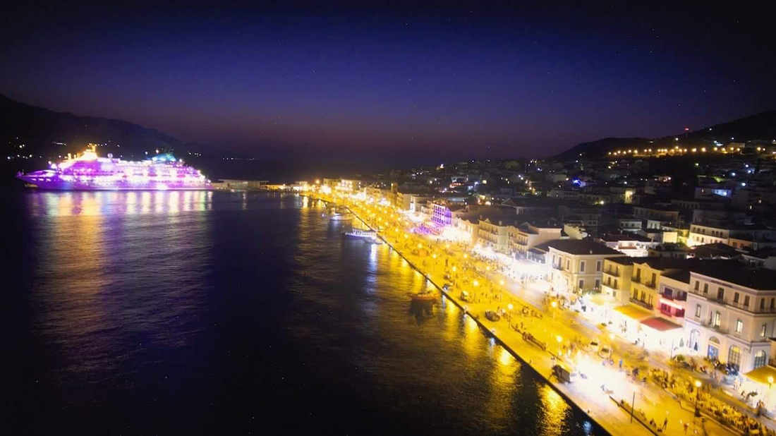 Port of Samos